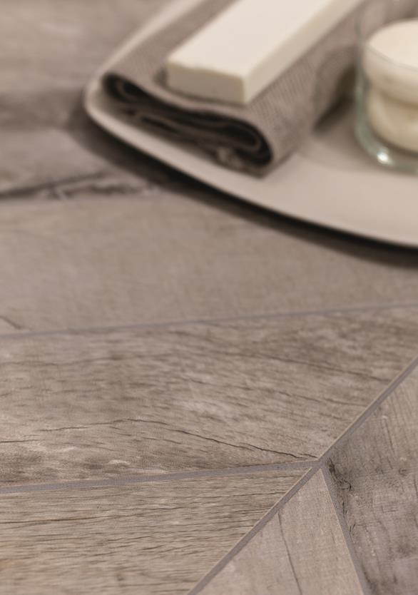 Wood look flooring the durability of porcelain the look for Porcelain floor tile durability