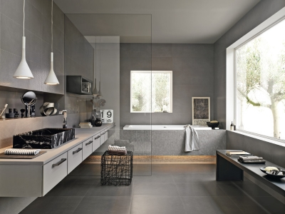 concrete effect tiles mazzari tiles
