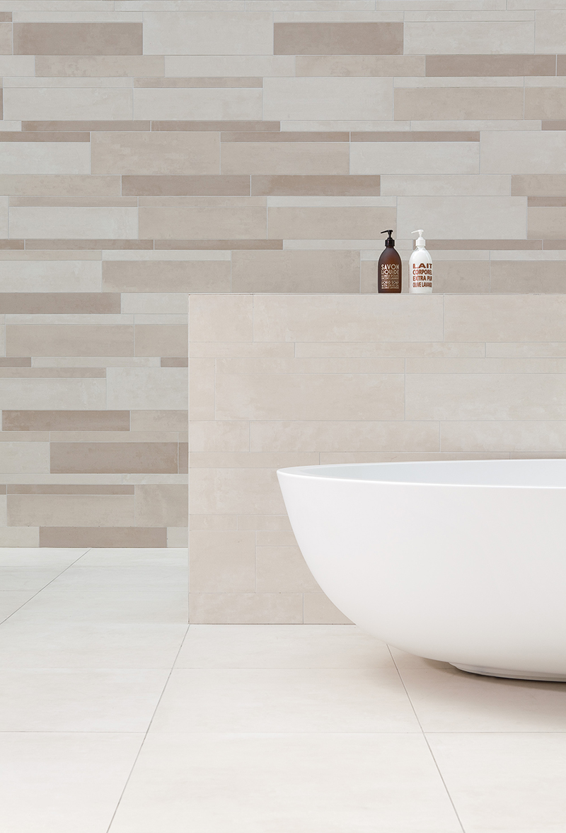 mosa terra beige and brown tiles