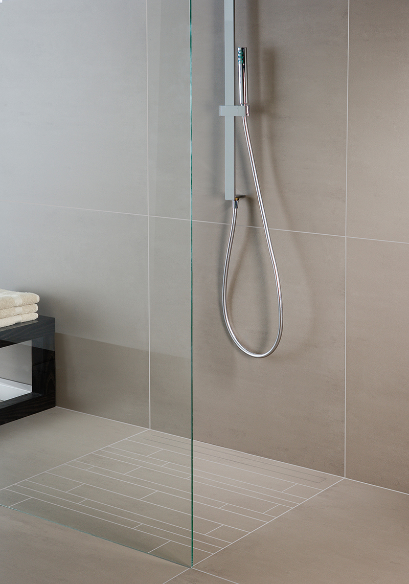 Mosa Shower Drain Tiles